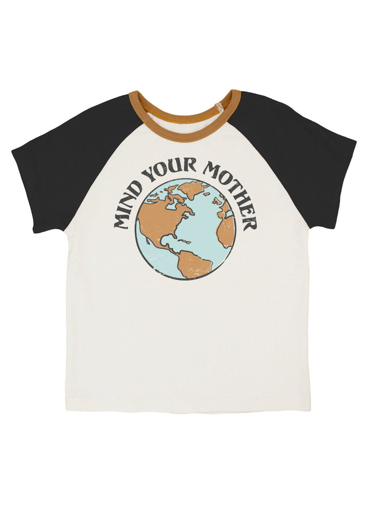 Mind Your Mother S/S Raglan