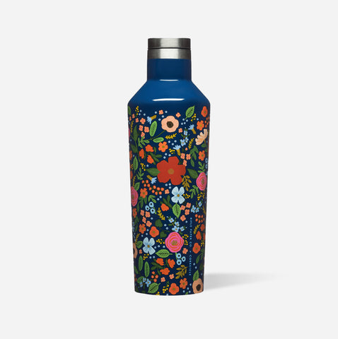 Rifle Paper Co. Wild Rose Canteen- 16oz