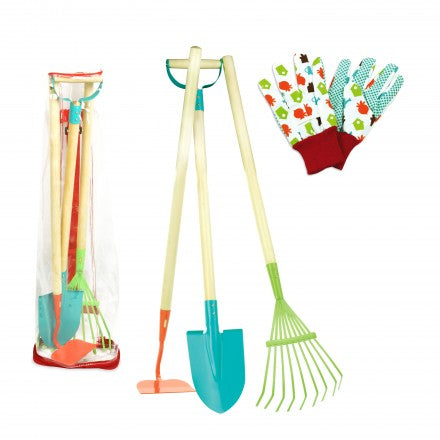 Large Garden Tools Set