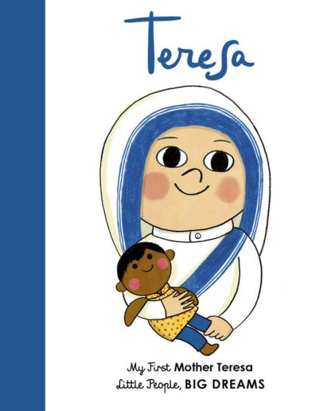 Mother Teresa: Board Book