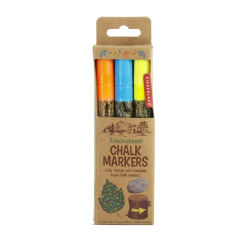 Huckleberry Chalk Markers