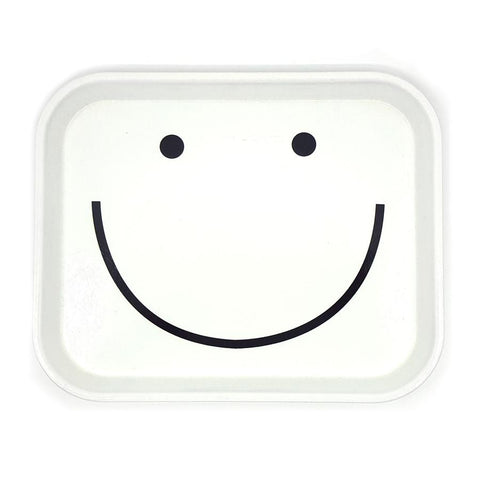 Medium Trinket Tray- Happy Face