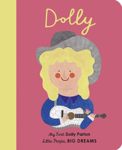 Dolly Parton: Board Book