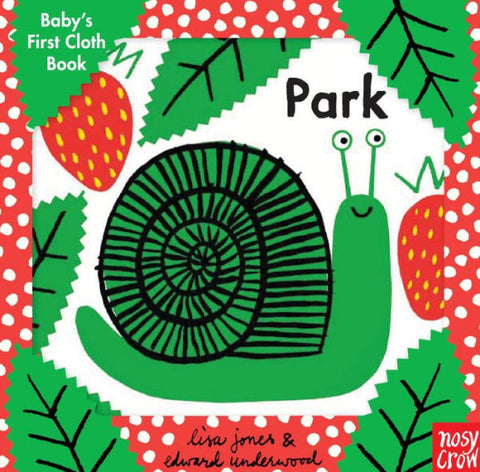 Baby's First Cloth Book- Park