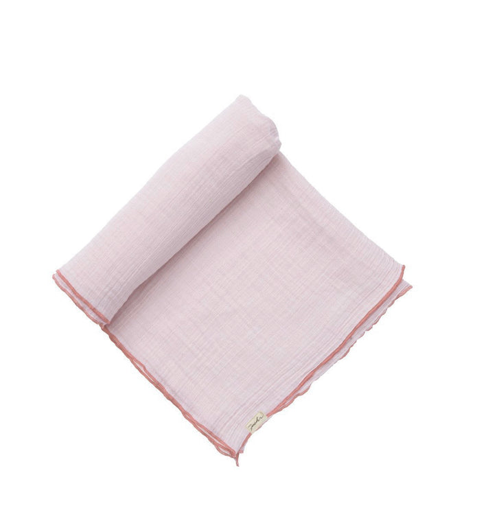 Light Pink Color Swaddle