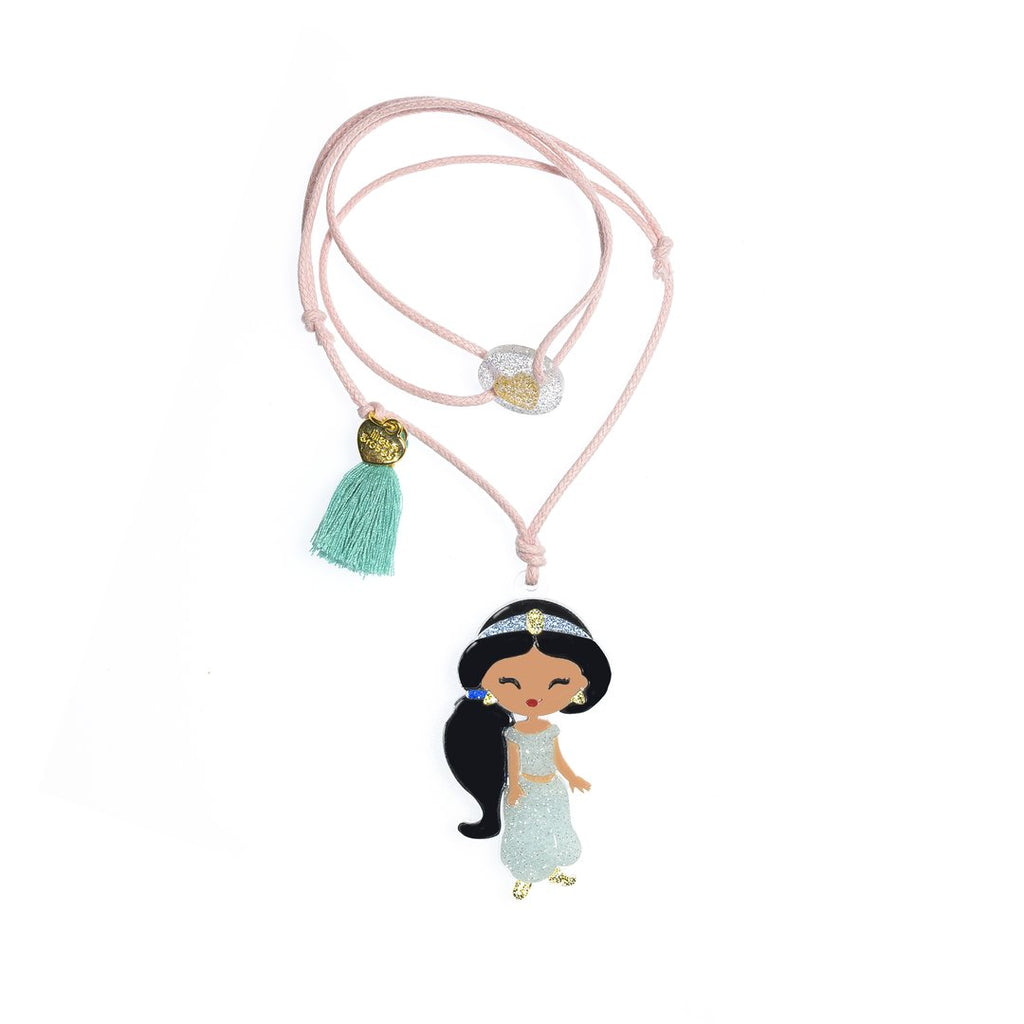 Cute Doll Necklace