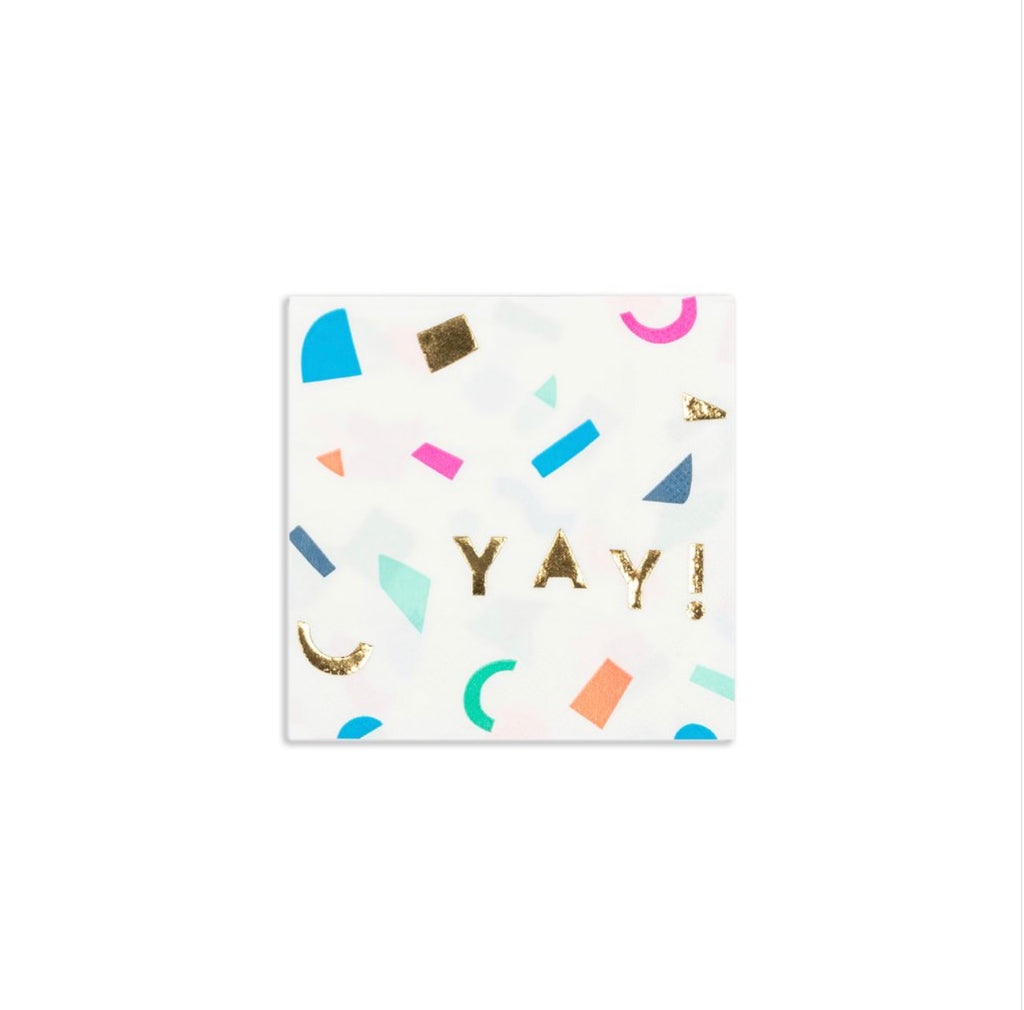 happy everything petite napkins