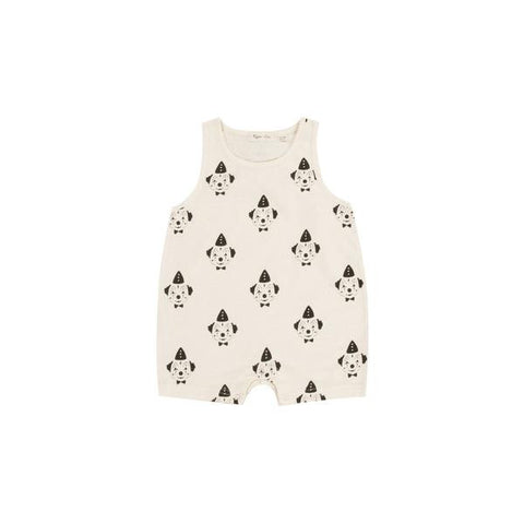 clowns romper