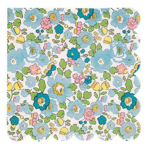 liberty green betsy large napkins