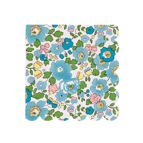 liberty green betsy small napkins