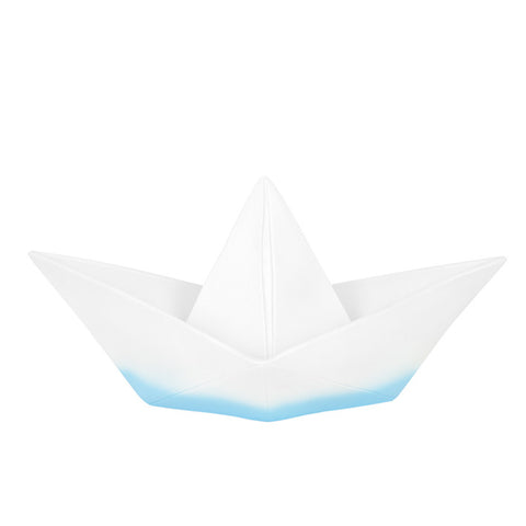paper boat night light