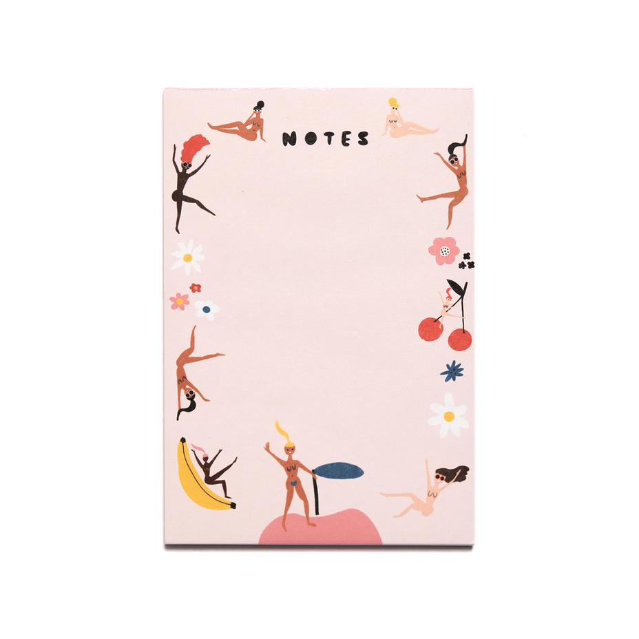 Fruity Nudes Notepad