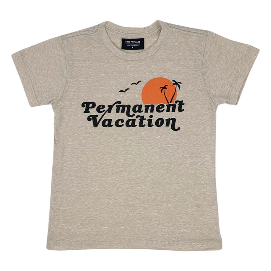 Permanent Vacation t-shirt
