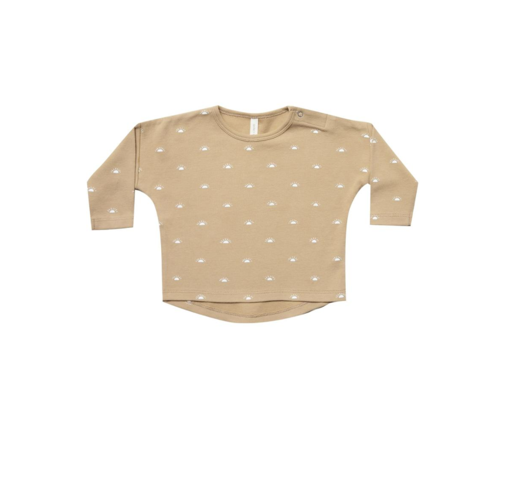 Honey Suns long sleeve baby tee