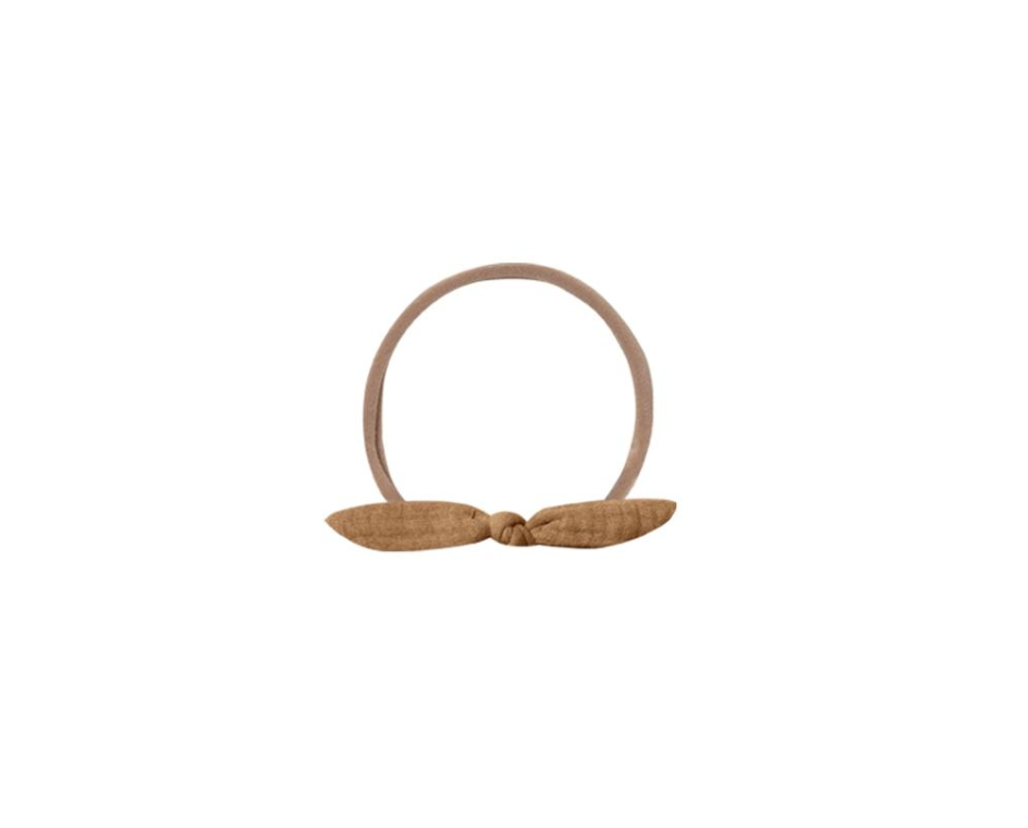 Walnut Little Knot Headband