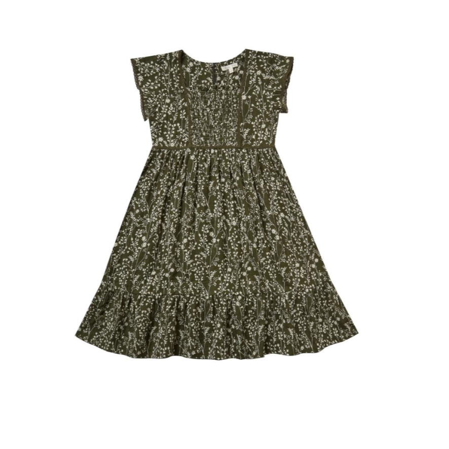 Forest Vines Madeline Dress