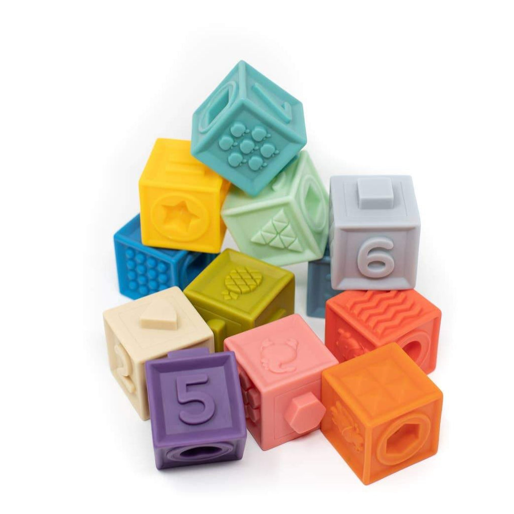 Soft Building Blocks- Primary