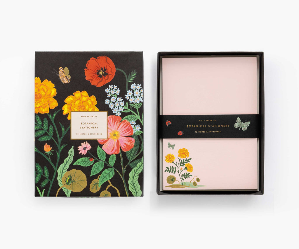 Botanical Social Stationary