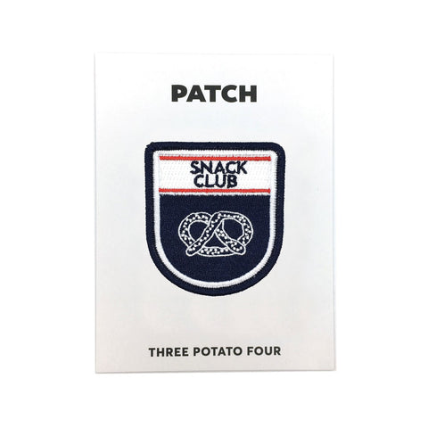 Snack Club patch