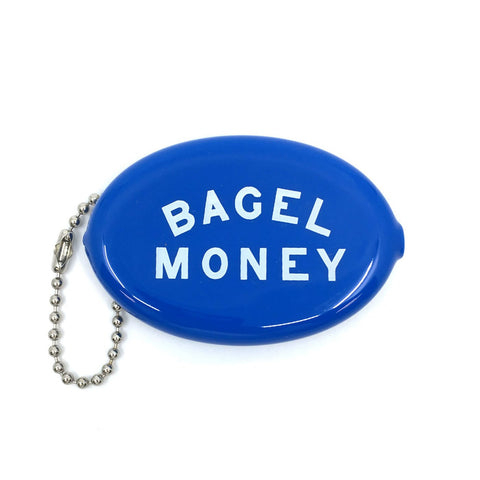 Bagel Money coin pouch
