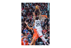 8 x 11 Chris Boucher Photo