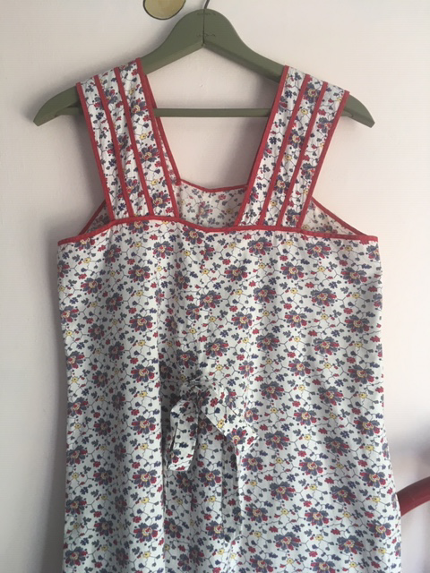 Millie's vintage house dress