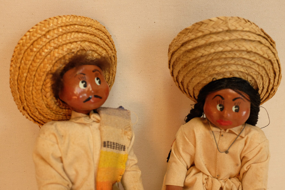 Chacha's folklore dolls