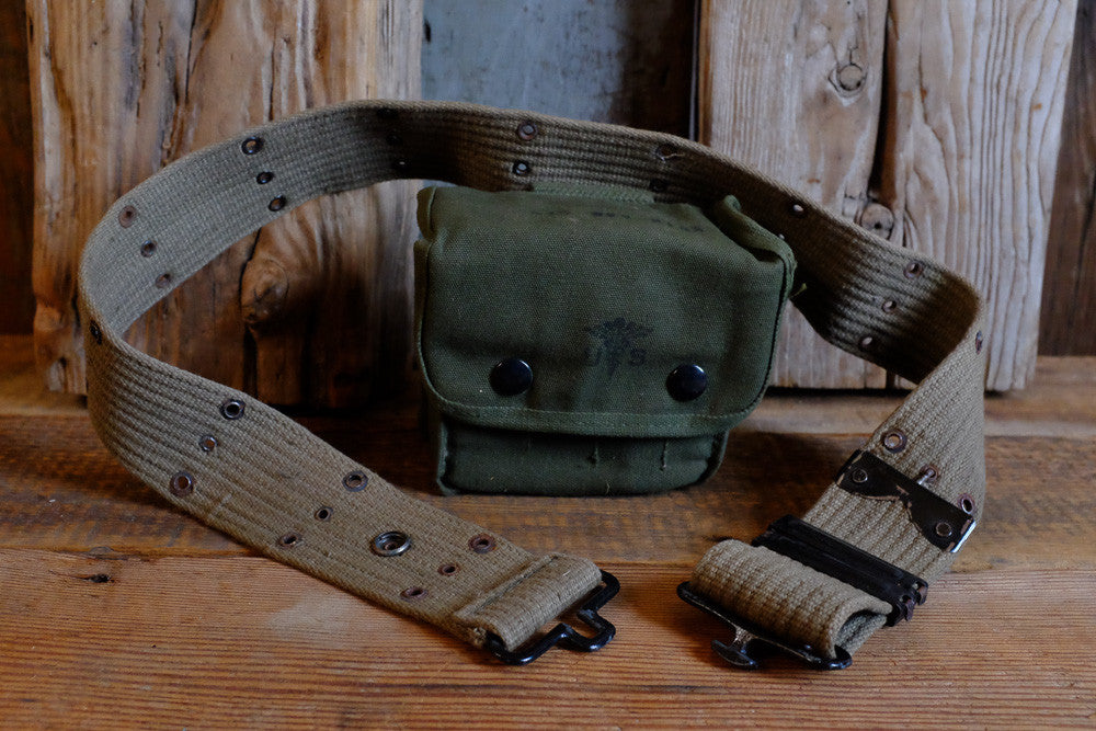 Ernesto's medical supply belt