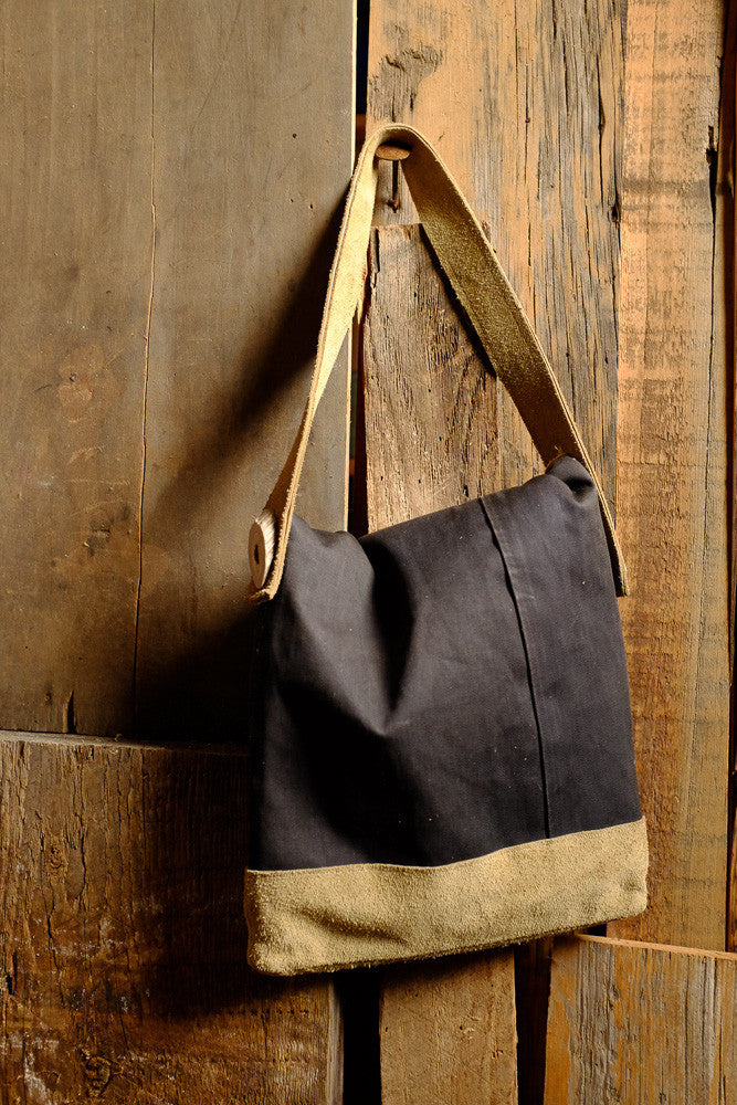 Betty Jane's black utility bag