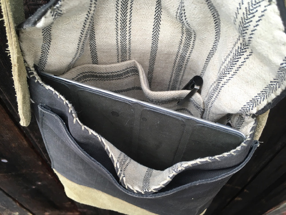 Julie's tool-it-all bag