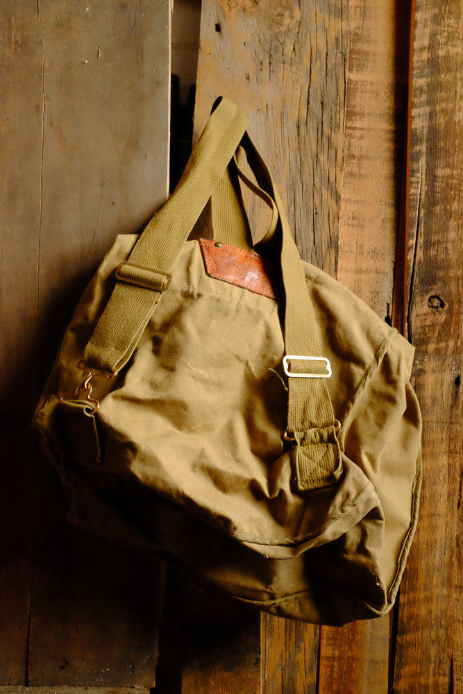 Tim's boyscout backpack