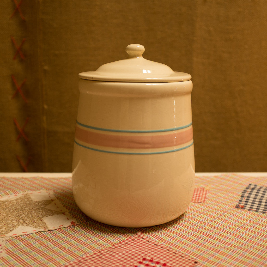 Ginny's McCoy cookie jar