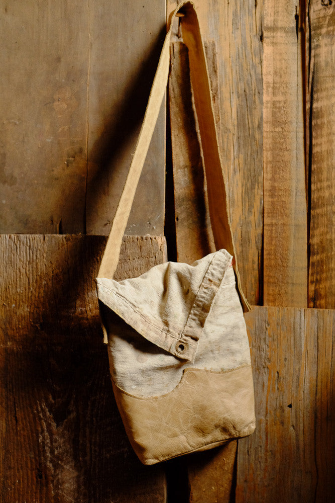 Dani's drop cloth tablet bag