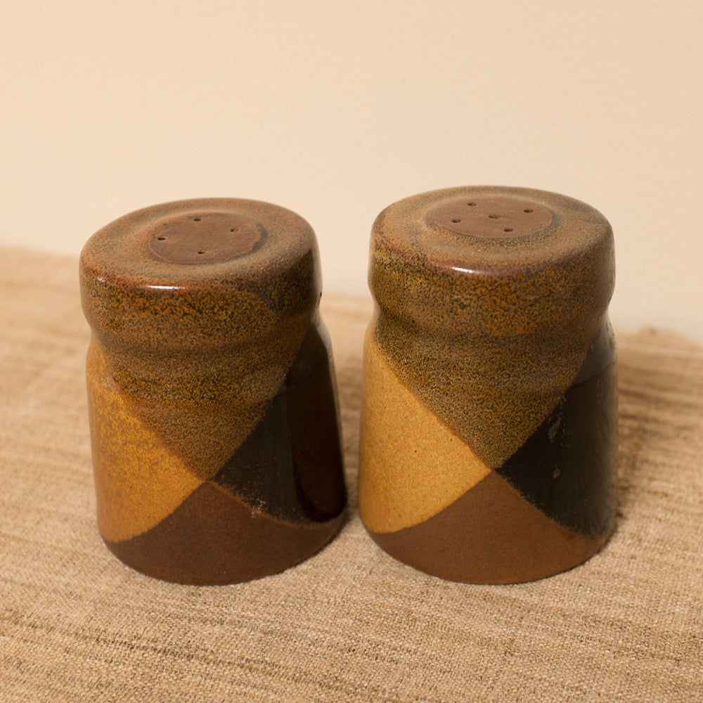 Vixen's 60's Salt and Pepper Shakers