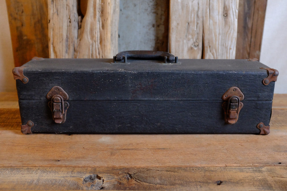 Antique Black Instrument case