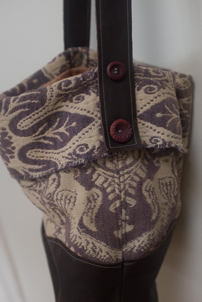 Paiges's tapestry bag