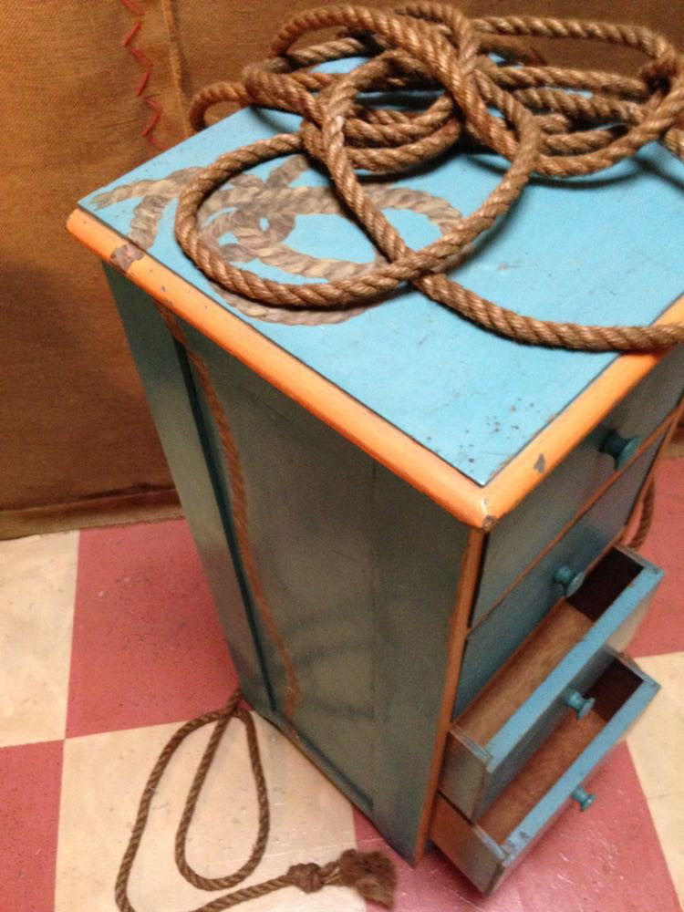 Roy's Rope Drawers
