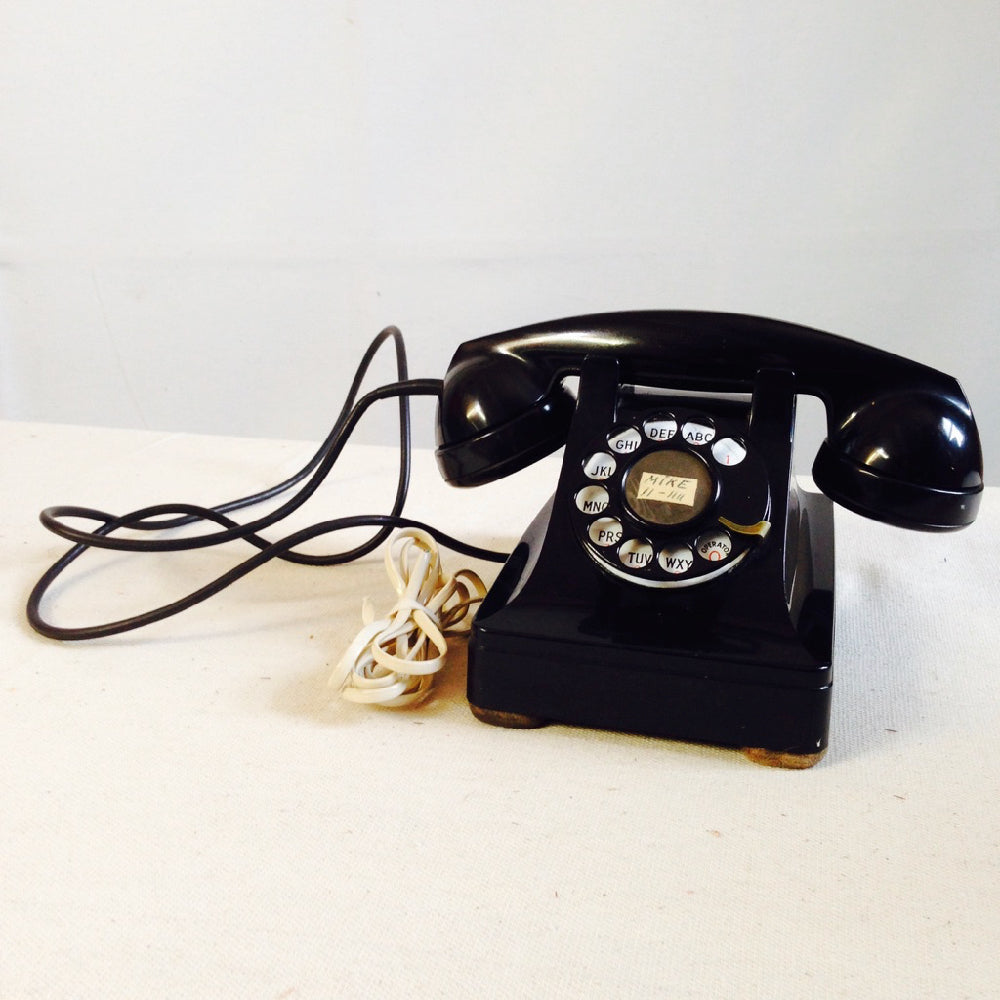 Mike's vintage 60's desk telephone