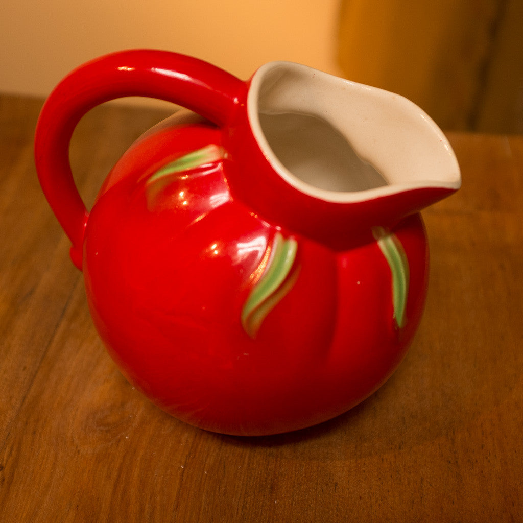 Tammy's tomato pitcher
