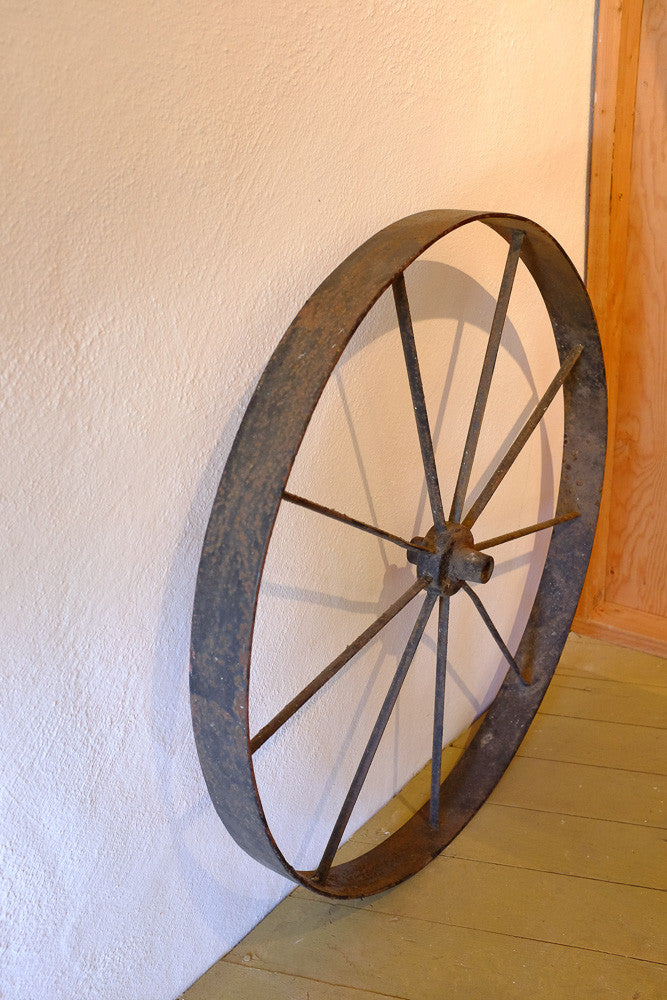 Will's wagon wheel