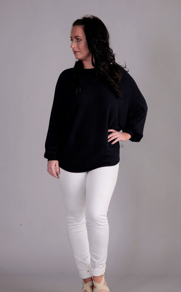Batwing Navy Soft Top