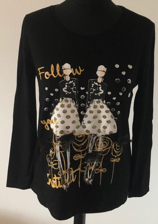Feminine Embellished Top
