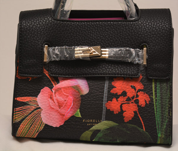 Botanical Winter Design Harlow Mini Tote