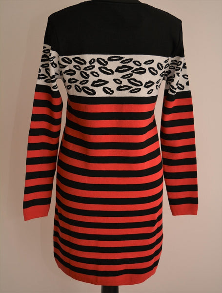 Stripe Dress by Canadian Designer