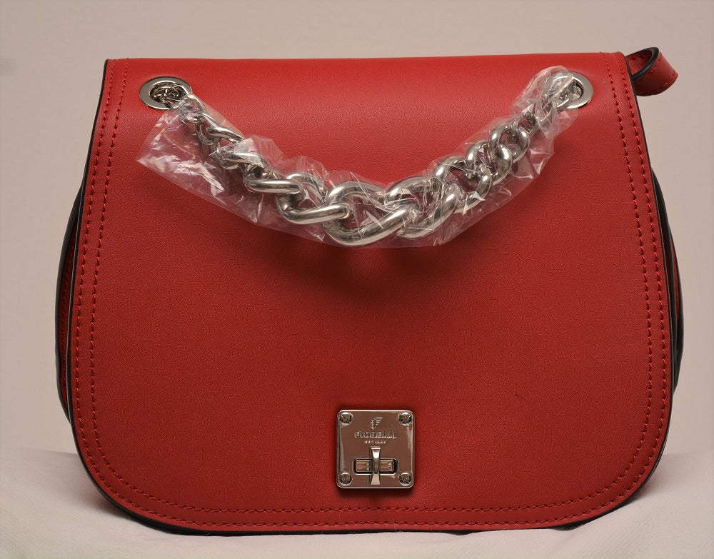 Camden Saddle Bag in Pillarbox Red by Fiorelli