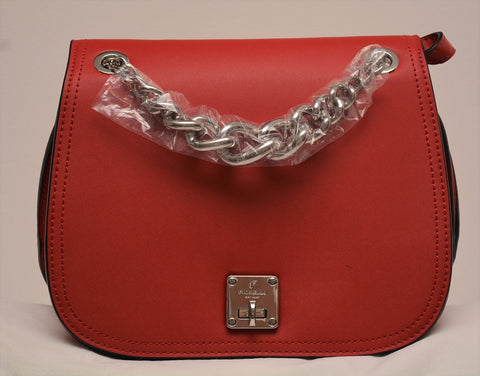 Fiorelli Camden Saddle Bag in Pillarbox Red