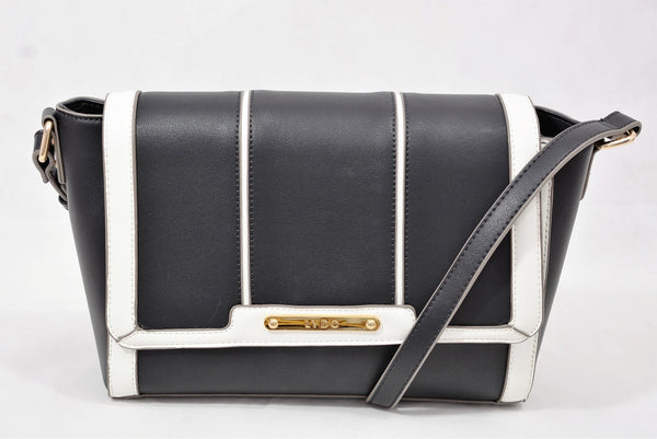 White Edging Crossbody by LYDC