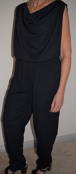 Jumpsuit in Navy from Paris