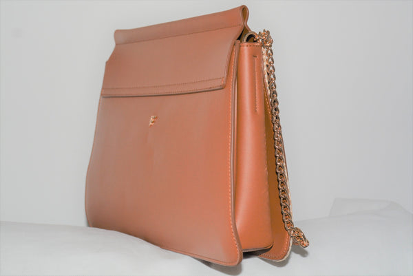 Tilly  Tan Rafia Handbag by Fiorelli