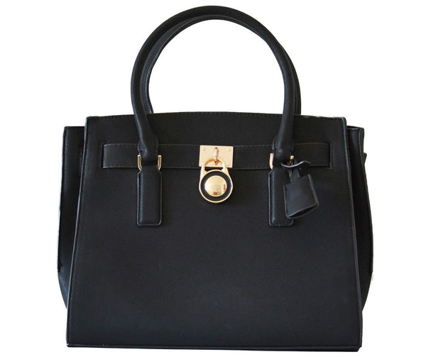 Lock DesignTote in Black